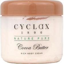 Parfumuri și produse cosmetice Cremă cu unt de cacao pentru corp - Cyclax Nature Pure Cocoa Butter Rich Body Cream