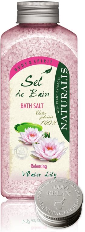 Sare de baie - Naturalis Sel de Bain Water Lily Bath Salt