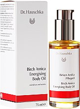 """Parfumuri și produse cosmetice Ulei de corp """"Mesteacăn și arnica"""" - Dr. Hauschka Birch Arnica Energising Body Oil"""
