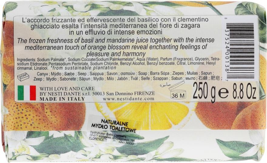 """Săpun """"Capri"""" - Nesti Dante Dolce Vivere Soap — Imagine N2"""