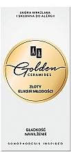 Parfumuri și produse cosmetice Elexir pentru față - AA Golden Ceramides Golden Elixir of Youth