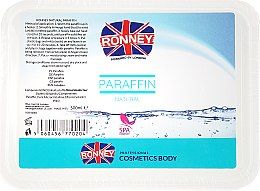 Parfumuri și produse cosmetice Parafină - Ronney Professional Natural Paraffin