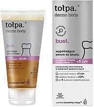 Parfumuri și produse cosmetice Ser pentru modelarea bustului - Tolpa Dermo Body Bust +5cm Bust Serum