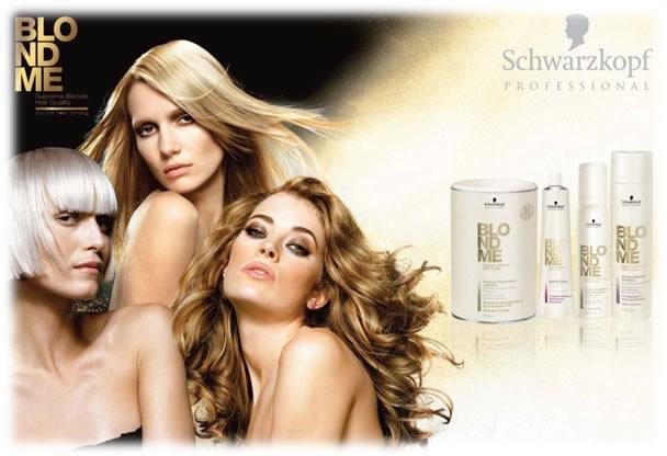 Cremă iluminatoare pentru păr cărunt - Schwarzkopf Professional BlondMe White Blending — Imagine N5