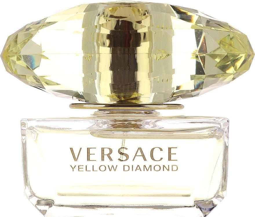 Versace Yellow Diamond - Set (edt/50ml + b/lot/50ml + sh/gel/50ml) — Imagine N5
