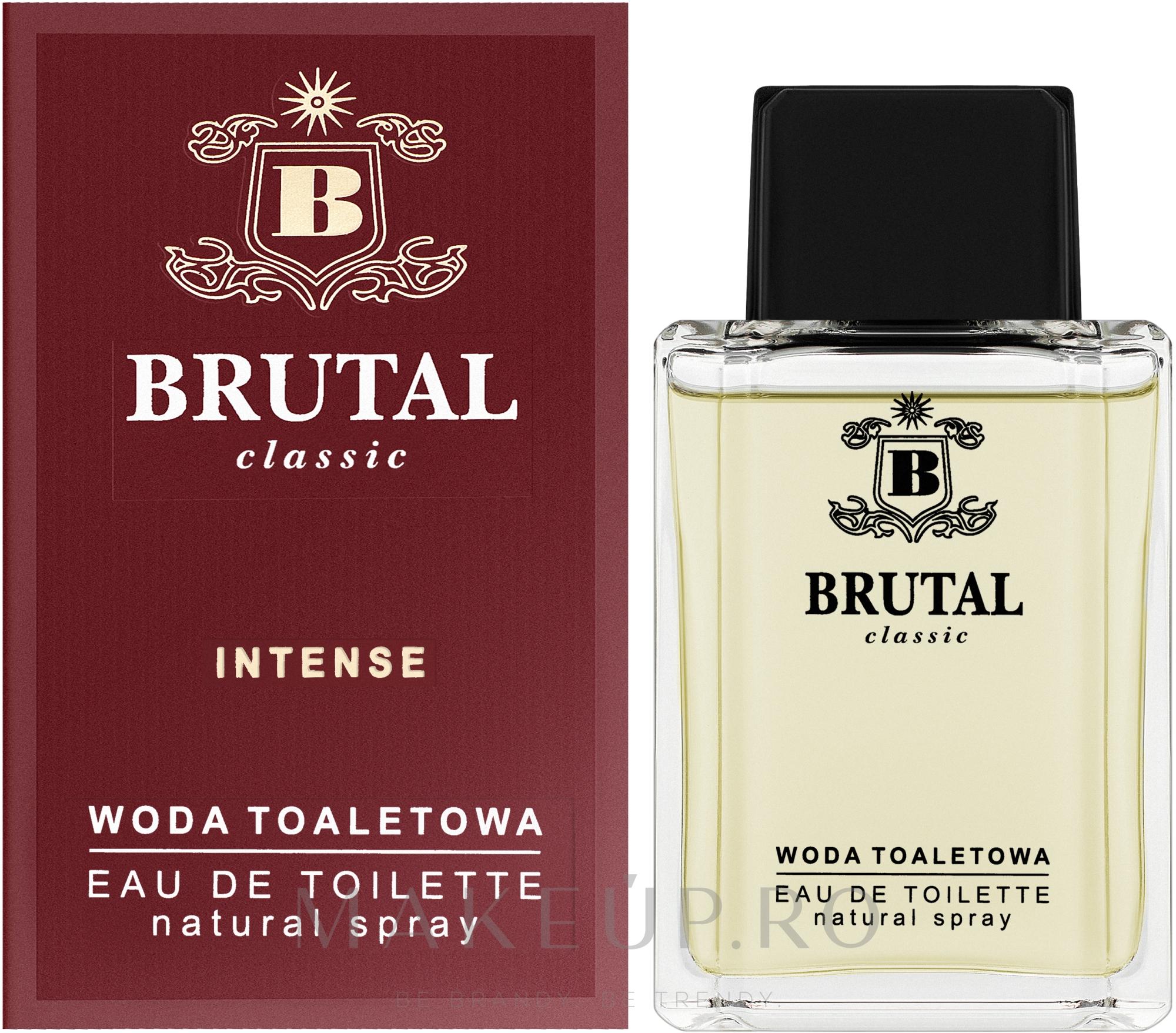 La Rive Brutal Classic Intense - Apă de toaletă — Imagine 100 ml