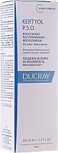 Set - Ducray Kertyol P.S.O. (shm/100ml + concentrate/125ml) — Imagine N3