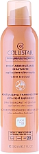 Parfumuri și produse cosmetice Spray hidratant intensificator al bronzului - Collistar Moisturizing Tanning Spray SPF20 200ml