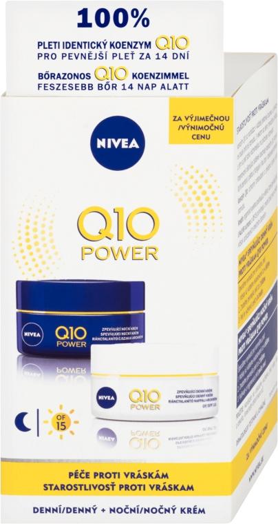 Set - Nivea Q10 Plus Day And Night Care (cr/50ml + cr/50ml) — Imagine N1