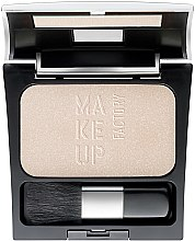Parfumuri și produse cosmetice Iluminator - Make up Factory Glow Highlighter With Shimmer Finish