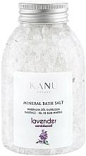 """Parfumuri și produse cosmetice Sare de baie """"Lavandă"""" - Kanu Nature Lavender Mineral Bath Salt"""
