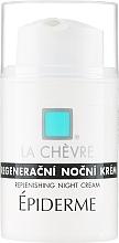 Parfumuri și produse cosmetice Crema regeneratoare de noapte - La Chevre Epiderme Regenerating Night Cream
