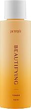 Parfumuri și produse cosmetice Toner facial cu extract fermentat de camelie - Petitfee Beautifying Toner