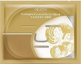 Parfumuri și produse cosmetice Mască de față cu colagen - Pilaten Collagen Crystal Facial Mask