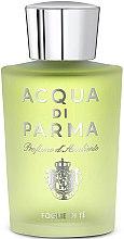 Parfumuri și produse cosmetice Acqua Di Parma Profumo d'Ambiente Foglie di The - Aroma pentru casă