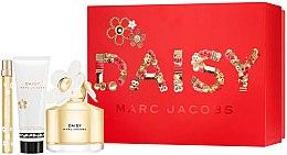 Parfumuri și produse cosmetice Marc Jacobs Daisy - Set (edt/100ml + edt/10ml + b/lot/75ml)