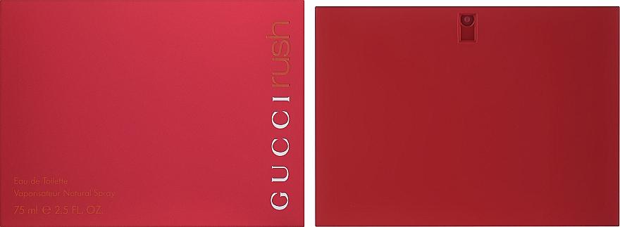 Gucci Rush - Apă de toaletă — Imagine N2