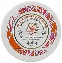 Parfumuri și produse cosmetice Balsam de corp - Marilou Bio Monoi De Tahiti AO Delicious Body Balm
