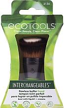 Parfumuri și produse cosmetice Pensulă înlocuibilă pentru fond de ten - EcoTools Interchangeables Flawless Buffer Head