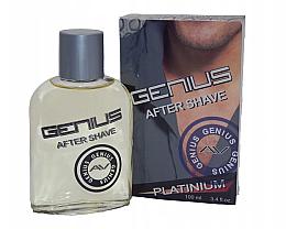 Parfumuri și produse cosmetice Loțiune după ras - Genius Platinium After Shave