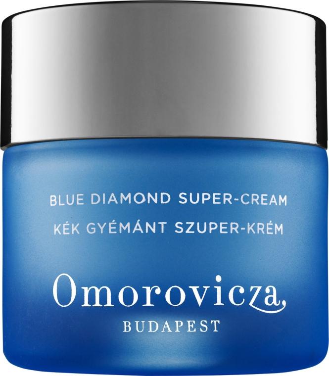 Cremă anti-îmbătrânire pentru față - Omorovicza Blue Diamond Supercream — Imagine N1