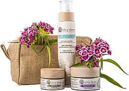 Parfumuri și produse cosmetice Set anti-îmbătrânire - Shy Deer Anti-Aging (emulsion/200ml + cr/mask/50ml + e/cr/30ml)