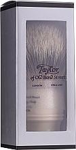 Parfumuri și produse cosmetice Pămătuf de ras, HT3, 10 cm - Taylor of Old Bond Street Shaving Brush Pure Badger Size L