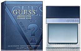 Parfumuri și produse cosmetice Guess Seductive Homme Blue - Apă de toaletă