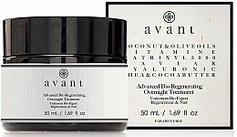 Parfumuri și produse cosmetice Cremă regenerantă de noapte pentru față - Avant Advanced Bio Regenerating Overnight Treatment