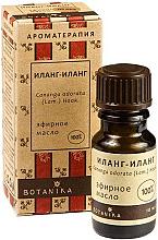 "Parfumuri și produse cosmetice Ulei esențial ""Ylang-Ylang"" - Botanika Essential Oil"