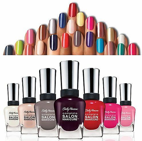 Lac de unghii - Sally Hansen Complete Salon Manicure — Imagine N4