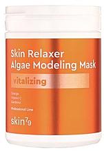 Parfumuri și produse cosmetice Mască de modelare pentru față - Skin79 Relaxer Algae Modeling Mask Vitalizing