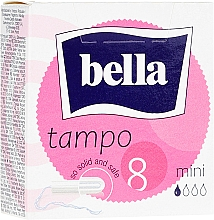 Parfumuri și produse cosmetice Tampoane Tampo Premium Comfort Mini, 8 bucăți - Bella
