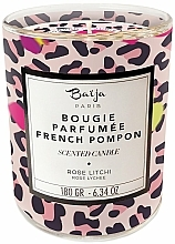 Lumânare aromată - Baija French Pompon Scented Candle — Imagine N1