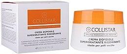 Parfumuri și produse cosmetice Cremă hidratantă după bronz - Collistar Speciale Abbronzatura Perfetta Crema Doposole Superidratante Rigenerante