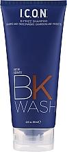 Parfumuri și produse cosmetice Șampon - I.C.O.N. BK Wash Shampoo