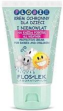 Parfumuri și produse cosmetice Cremă de protecție pentru sugari și copii mici - Floslek Flosik All Weather Protective Cream