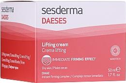 Parfumuri și produse cosmetice Cremă-lifting de față - SesDerma Laboratories Daeses Immediate Firming Effect Lifting Cream