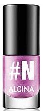 Parfumuri și produse cosmetice Lac de unghii - Alcina Nail Colour