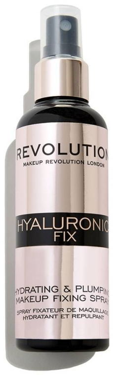 Fixator de machiaj - Makeup Revolution Hyaluronic Fix Spray