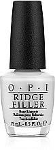 Parfumuri și produse cosmetice Corector pentru suprafața unghiilor - O.P.I Ridge Filler