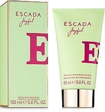 Parfumuri și produse cosmetice Escada Joyful - Loțiune de corp