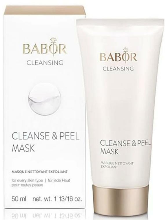 Mască-peeling pentru față - Babor Cleanse & Peel Mask — Imagine N2