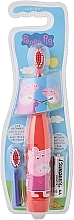 Parfumuri și produse cosmetice Periuță de dinți electrică - Lorenay Peppa Pig Electric Toothbrush