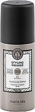 Parfumuri și produse cosmetice Spumă de păr, fixare medie - Maria Nila Styling Mousse