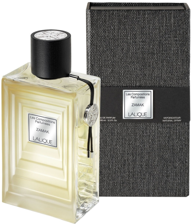 Lalique Les Compositions Parfumees Zamak - Apă de parfum — Imagine N2