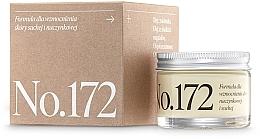 Parfumuri și produse cosmetice Cremă de față cu ulei de migdale și susan - Make Me Bio Receptura 172