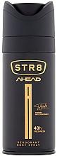 Str8 Ahead - Set (deo/150ml + sh/gel/250ml) — Imagine N2