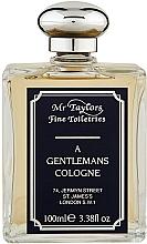 Parfumuri și produse cosmetice Taylor Of Old Bond Street Mr Taylors - Apă de colonie