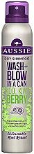 Parfumuri și produse cosmetice Șampon uscat - Aussie Wash + Blow Kool Kiwi Berry Dry Shampoo